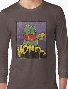Zombie Pooh Long Sleeve T-Shirt
