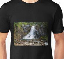 Gollinger Waterfall, Austria Unisex T-Shirt