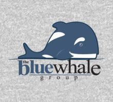 The Blue Whale Group Kids Tee