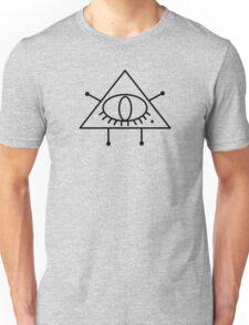 Triangle Marilyn Unisex T-Shirt