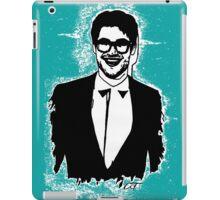 Darren Criss - Black & White iPad Case/Skin
