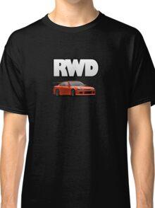 Rear Wheel Drive (RWD) Classic T-Shirt