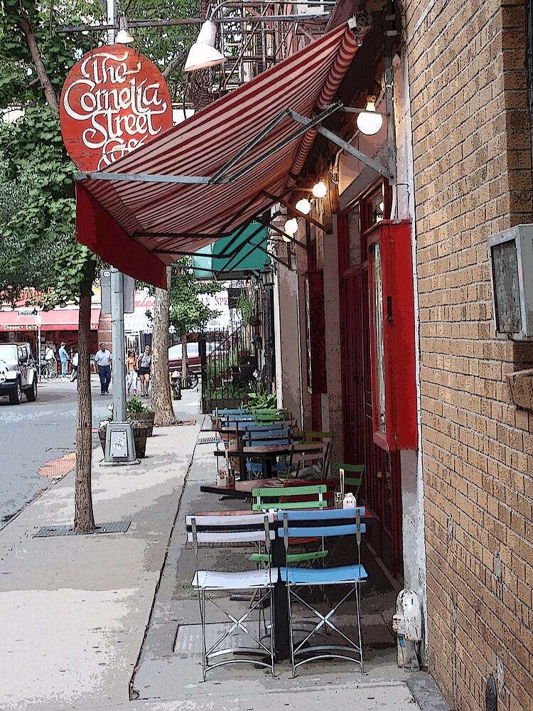 Cornela Street Cafe by DarylE