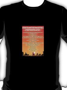 Post Appocalypse survival kit T-Shirt