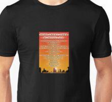 Post Appocalypse survival kit Unisex T-Shirt