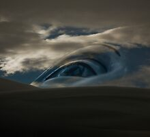 EYE IN THE SKY by June Ferrol