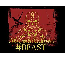 Number of the Beast Photographic Print