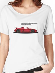 Carrera GT Tribute Women's Relaxed Fit T-Shirt