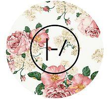 Twenty One Pilots(flower background) by allimarie0