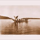 """""""Coming for the bride"""" by Edward S. Curtis (1868 - 1952) by mfloathe"""