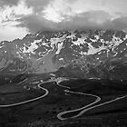 Col du Galibier, France by Eamon Fitzpatrick
