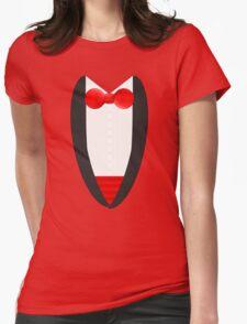 FormalFriday Tuxedo Shirt Womens Fitted T-Shirt