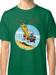 Finn and Jake Classic T-Shirt