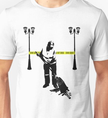 Cleaning Up Crime T-Shirt