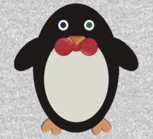 DrunkTuxedo Penguin One Piece - Long Sleeve