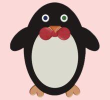 DrunkTuxedo Penguin Kids Tee