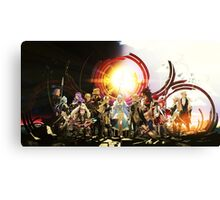 Fire Emblem if / Fates - Hoshido vs Nohr Canvas Print