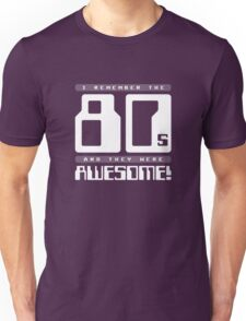 I Remember The 80s T-Shirt