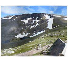 The Cairngorms: Corie an Lochan Poster