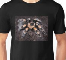 Mexican Red Knee Tarantula Unisex T-Shirt