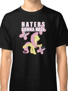Fluttershy and butterflies Classic T-Shirt