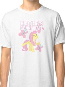 Fluttershy and butterflies Classic T-Shirt