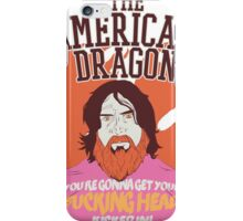 Daniel Bryan - Fucking Head! iPhone Case/Skin