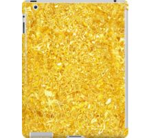 Sun Gold iPad Case/Skin