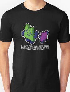 Ing and Err - The Mooninites  Unisex T-Shirt