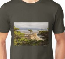 The Lone Cypress, Pebble Beach Unisex T-Shirt