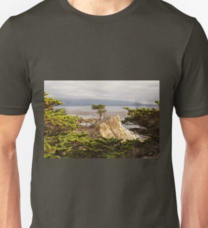 The Lone Cypress, Pebble Beach Unisex T-Shirt