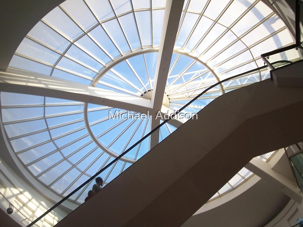 Architectural Artwork Photo by Michael  Addison