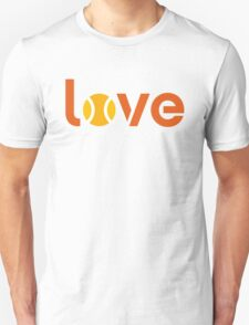 Love Tennis - French Open T-Shirt