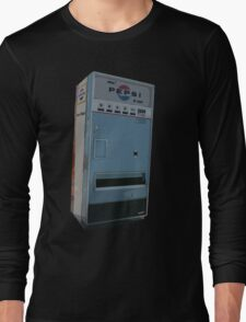 Pepsi, Now in cans!! Long Sleeve T-Shirt