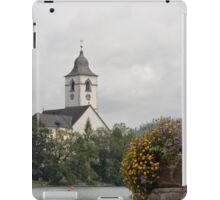 Parish Church of Saint Wolfgang iPad Case/Skin