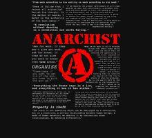 Anarchist Quotes Unisex T-Shirt