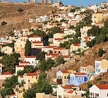 My Small Greek Islands (2) by David Fowler