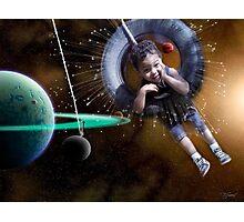 Astro-Projection Photographic Print