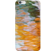 Water Abstract Nature Art iPhone Case/Skin
