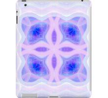 Ice Fleur iPad Case/Skin