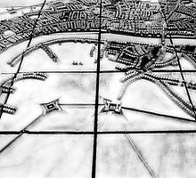 Ancient London Map I by MaggieGrace