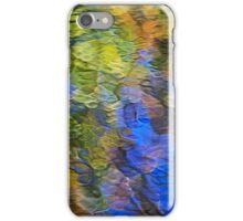Tangerine Mosaic Abstract iPhone Case/Skin