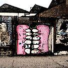 Graffiti Mouth by MaggieGrace
