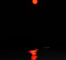 Red Moon Light by TCL-Cologne