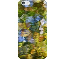 Sycamore Mosaic Abstract Art iPhone Case/Skin