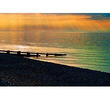 Sea of Light Photographic Print