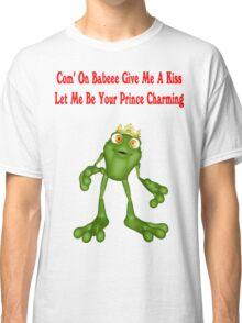 Prince Charming Frog Classic T-Shirt