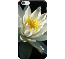 Waterlily Tropical Flower Art iPhone Case/Skin