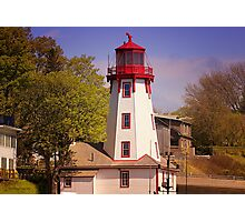 Kincardine Lighthouse Photographic Print