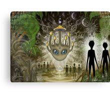 Imaginary Oddities Canvas Print